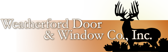 Weatherford Door and Window Company, Inc.