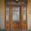 Western Reflections Glass Specializing in Hurricane Impact Door glass.